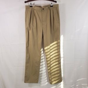 St. Johns Bay Classic Fit Easy Care Pleated Pants